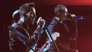 Linkin Park - CASTLE OF GLASS [Live from Spike Video Game Awards]