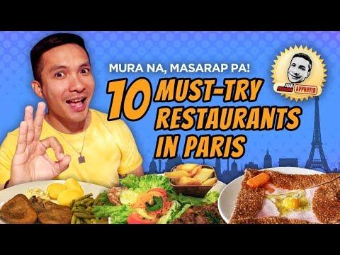 Where To Eat Cheap In Paris