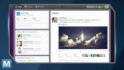 Twitter Launches Redesign, Tells Users '#letsfly'