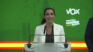 Vox facilitará la investidura a Díaz Ayuso