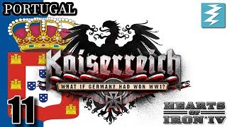FULLY MECHANISED ARMY [11] Portugal - Kaiserreich Mod - Hearts of Iron IV HOI4 Paradox