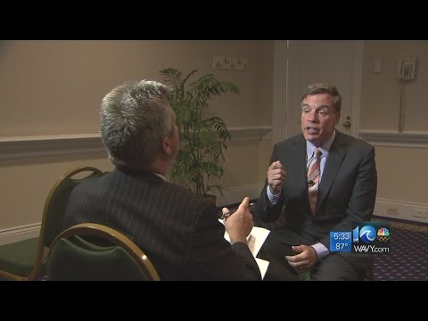 10 On Your Side sits down with Senator Mark Warner