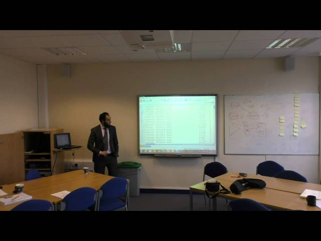 Positivist research - Quantitative Analysis (part 2)