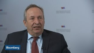Larry Summers: Chance of a U.S. Recession in Next 2-3 Years Above 50%
