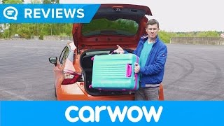 Nissan Micra 2017 practicality review   Mat Watson reviews