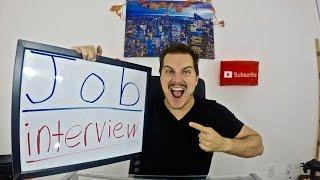 Job Interview Advice! - Job Interview Tips!