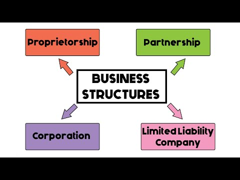 Business Tip - Business Entity Structure to Leverage Long-Term Wealth