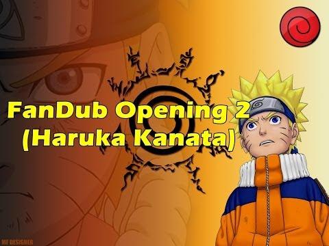 Ryuzaki- Haruka Kanata 【FanDub Naruto Opening 2】 |Otakus De Corazon