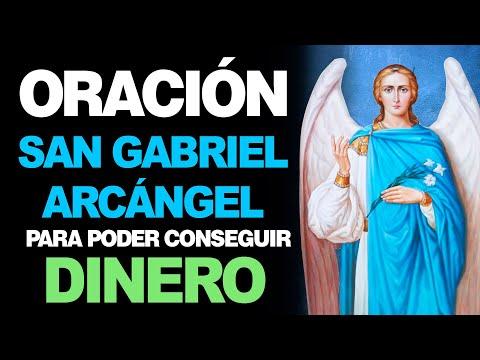 🙏 Oración Poderosa al Arcángel San Gabriel para EL DINERO 💰