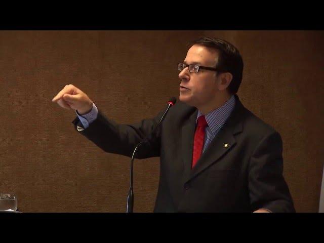 Ricardo Balestreri - Secretário Nacional de Segurança Pública 2008-2010 apoia o Ciclo Completo