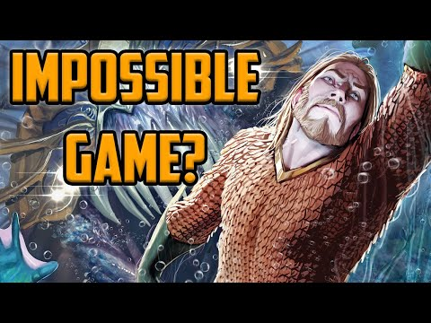 Why an Aquaman Game is so Hard to Make