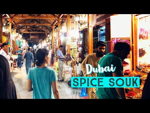 Dubai Part 2 – Tips for Haggling at the Deira Spice Souk + other Highlights