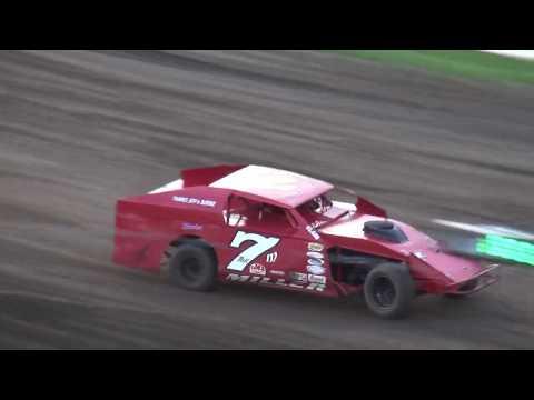 IMCA Modified Heats Farley Speedway 7/15/16