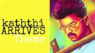 Cover images kaththi Theme | Kathiresan Arrives | Anirudh Ravichander | Thalapathy Vijay | ERmuziko