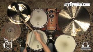 """Meinl 14"""" Byzance Brilliant China Cymbal - 539g (B14CH-B-1032916D)"""