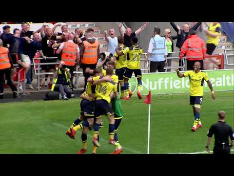 iFOLLOW ROVERS | Doncaster Rovers 0 Oxford United 1