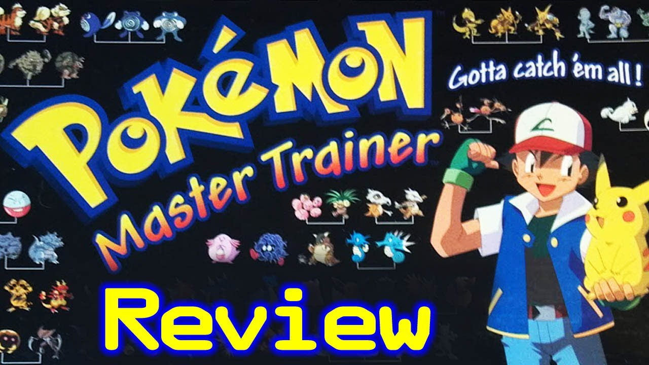 pokemon meister trainer