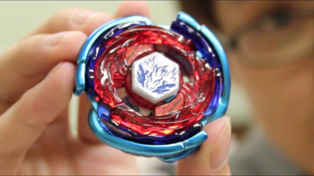 Beyblade Big Bang Pegasus 125sf Blue Wing Ver Limited Edition Unboxing Youtube