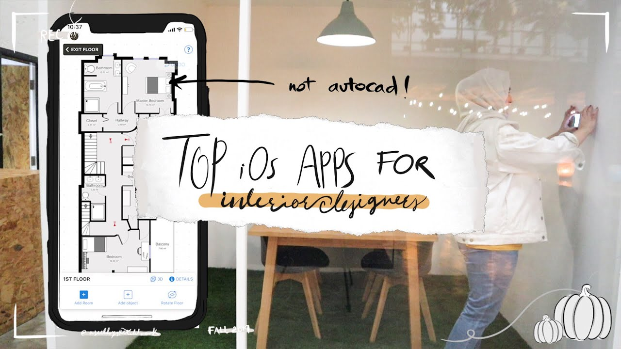 Top Ios Apps For Interior Designers Planning Inspiration And More Youtube
