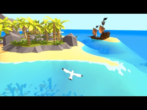 Tides: A Fishing Game - Trailer