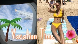 Flying to the Gold Coast!! ☀️🌴 // QLD VLOG #1