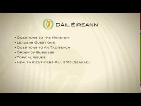 Leinster House - Tuesday 25 February 2014