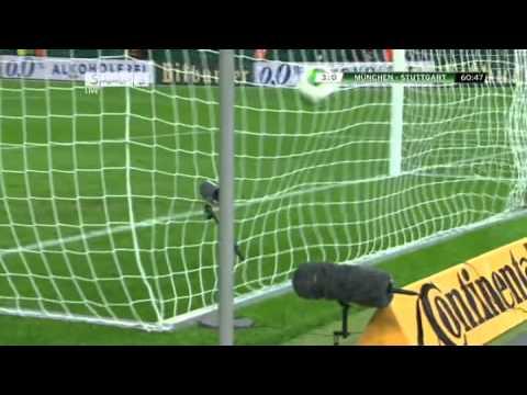 Bayern Munchen 3   O Stuttgard #Gomezjawhara soft)