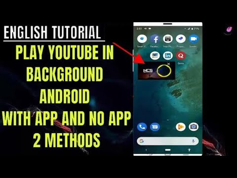 How To Play YouTube In Background Android Without App & With App [2 Ways  2019]