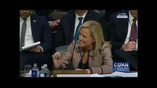 Senator Kamala Harris Rains Hell on Homeland Security Chief Kirstjen Nielsen, Implies She's Racist