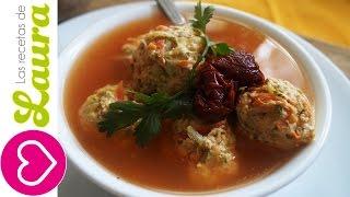 Albondigas De Pollo Comida Saludable Chicken Meatballs
