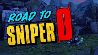 Borderlands 2 | Road to Sniper Zer0 - Build & Game Save