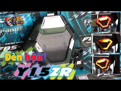 Đèn hậu Y15ZR Siêu đẹp   Tặng Code +1000 Spins cho game Coins Master   Bùm TV