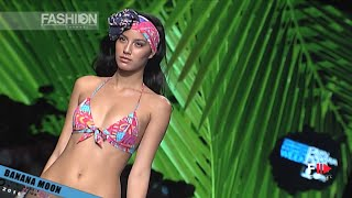 BANANA MOON Full Show Spring 2017 | Gran Canaria Swimwear Fashion Week 2016 by Fashion Channel