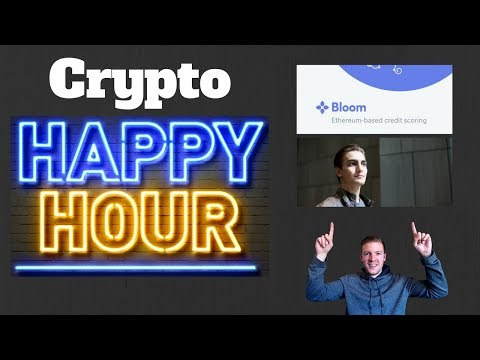 Crypto Happy Hour- Jesse from Bloom
