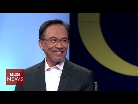 MH370: Anwar Ibrahim condemns 'cover-up' - BBC News