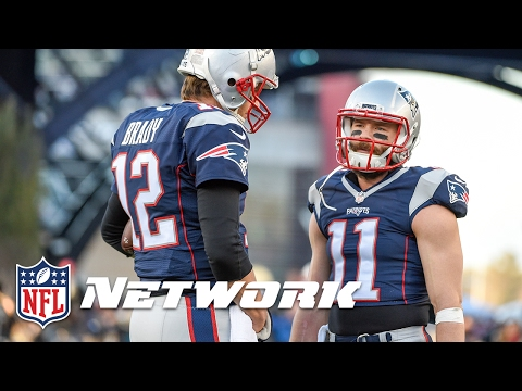 Tom Brady Trivia with Julian Edelman | NFL Network | Total Access