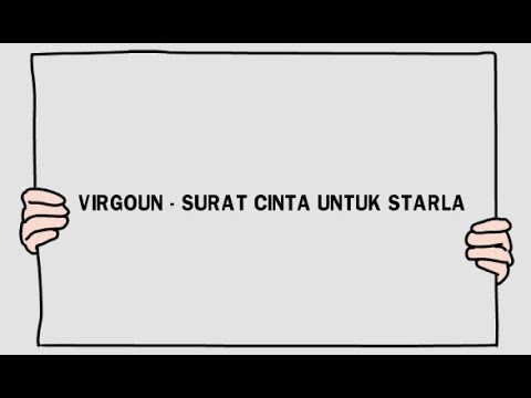 virgoun---surat-cinta-untuk-starla-(-video-animasi-)