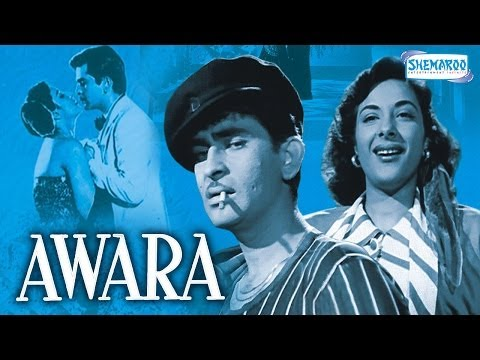 Awara (1951) (HD) - Raj Kapoor, Nargis, Prithviraj Kapoor -Hindi Full Movie With Eng Subtitles