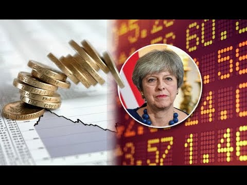 Pound to euro exchange rate Sterling 'SPIRALS' after Theresa May hits Brexit opposition