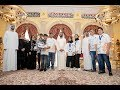 محمد بن راشد يلتقي فريق الإمارات في بطولة العالم للروبوتات والذكاء الاصطناعي