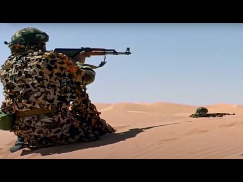 "Army Vs Terrorists ""We are prepared to die"" - Terror in the Desert [Part 4] - BBC"