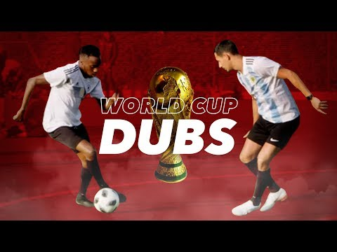SE DONS VS SE DONS IN BRUTAL GAME OF WORLD CUP DUBS | SLASH FOOTBALL