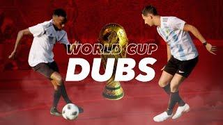 SE DONS VS SE DONS IN BRUTAL GAME OF WORLD CUP DUBS   SLASH FOOTBALL