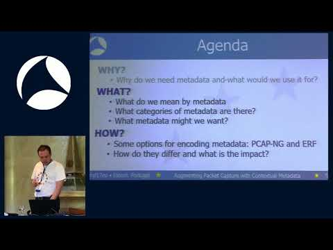 SF17EU - 04: Augmenting Packet Capture with Contextual Meta-Data (Dr. Stephen Donnelly)