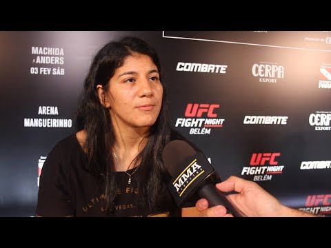 Ketlen Vieira Will Ask For UFC Title Shot With Win Over Cat Zingano - MMA Fighting