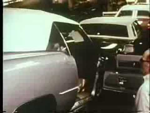 1976 Cadillac Eldorado assembly line vid - YouTube
