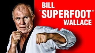 "Interview with Bill ""Superfoot"" Wallace 