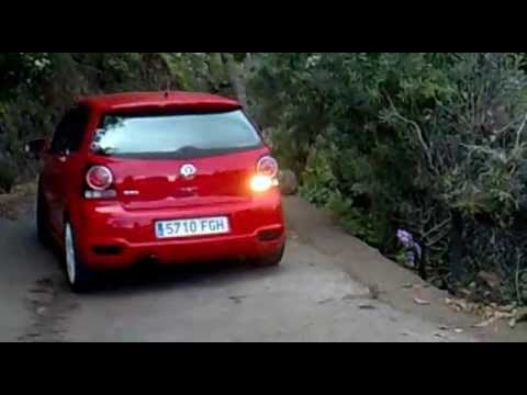 vw polo 9n3 gti 1 8t stock sound la palma canarias. Black Bedroom Furniture Sets. Home Design Ideas