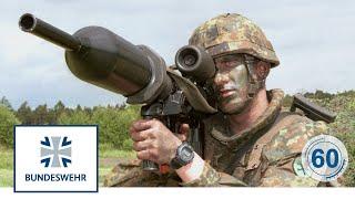 60 Sekunden Bundeswehr – Panzerfaust 3 + Bunkerfaust