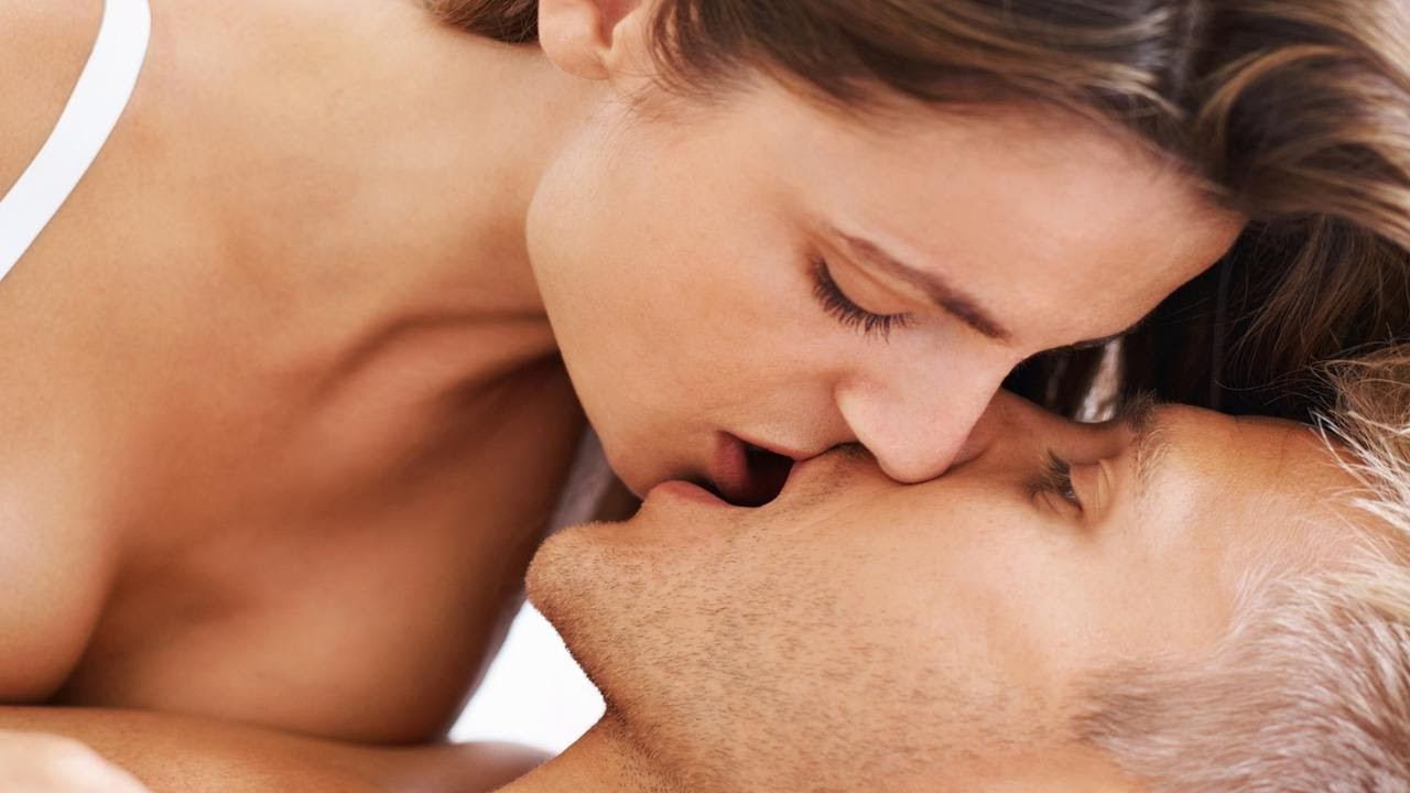 how to kiss a guy passionately